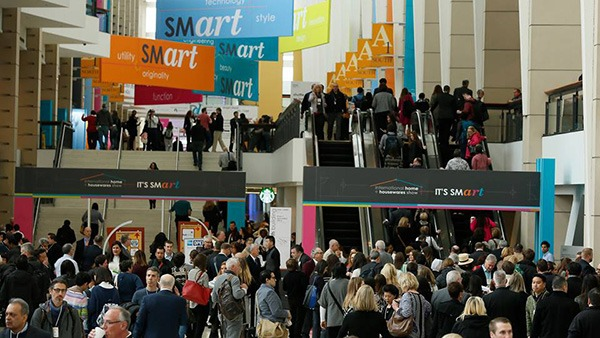 Kicking off the 2018 International Home + Housewares Show
