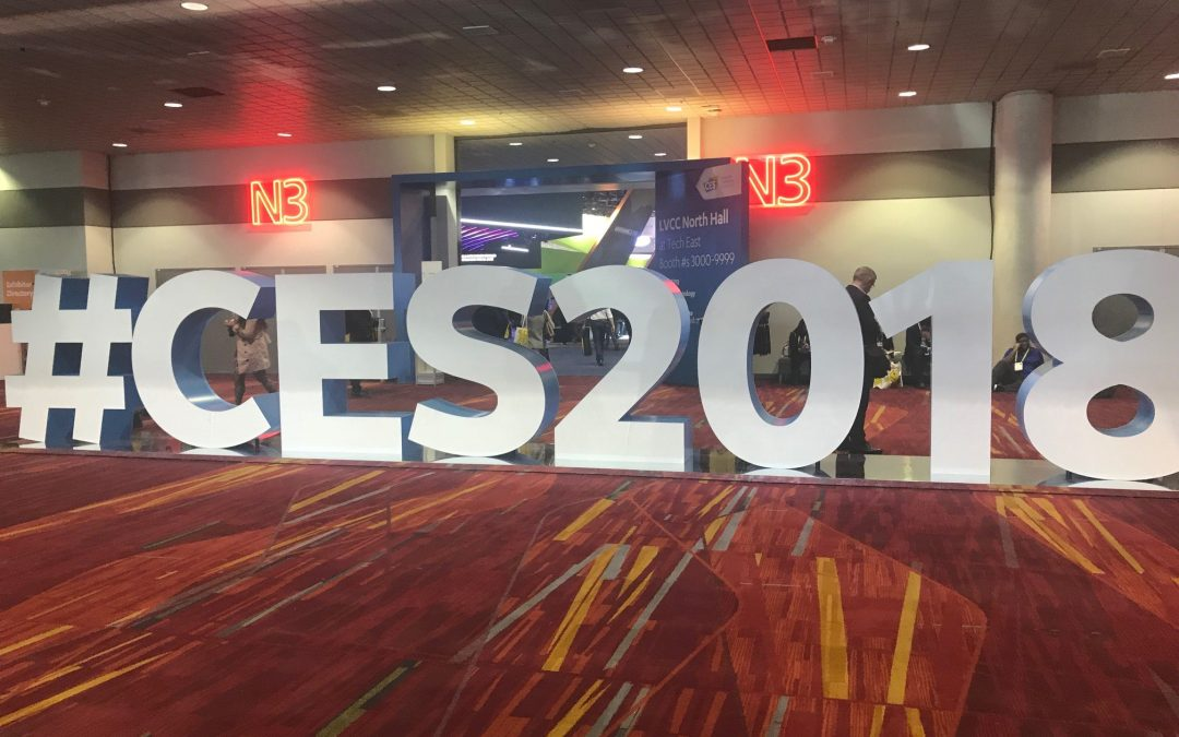 LIVE from CES   Speak to Register