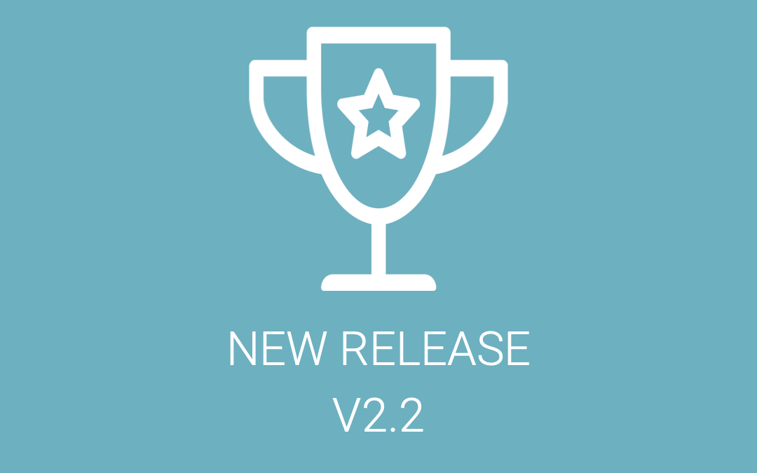 New Release: Version 2.2