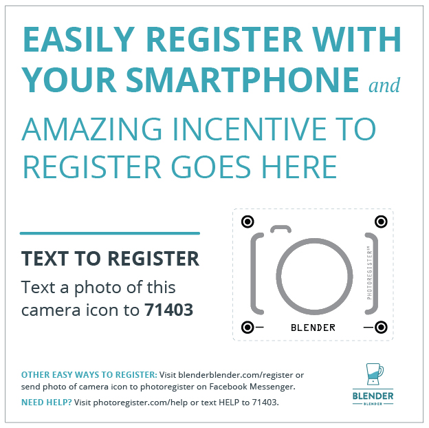 Photoregister offers easy, digital or mobile product registration. It allows brands to engage their product owners and start the ownership experience with a positive experience.